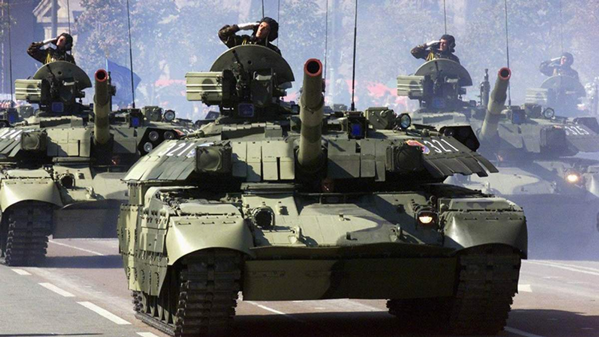 Україна за результатами минулого року — у топ-10 експортерів озброєння