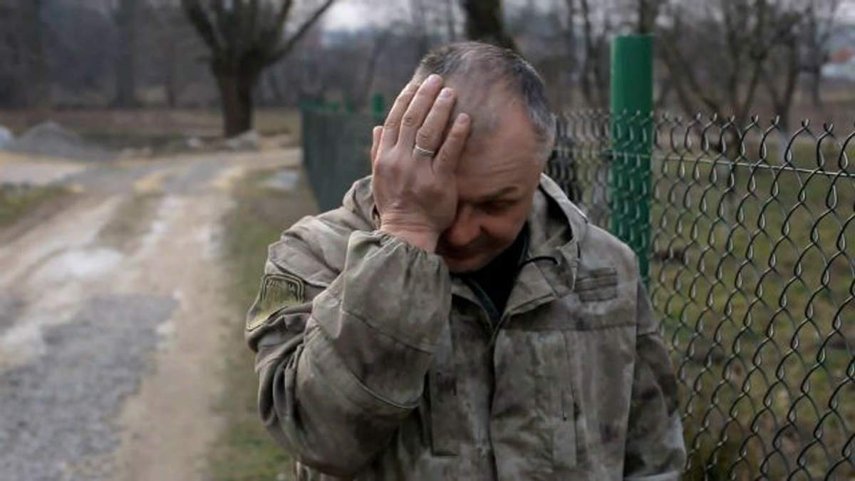 """Разведчик батальона """"Киевская Русь"""""""