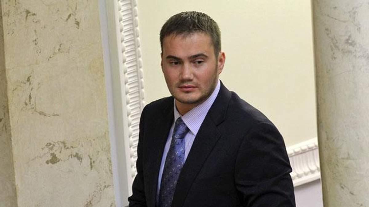 Стали відомі деталі смерті Януковича-молодшого
