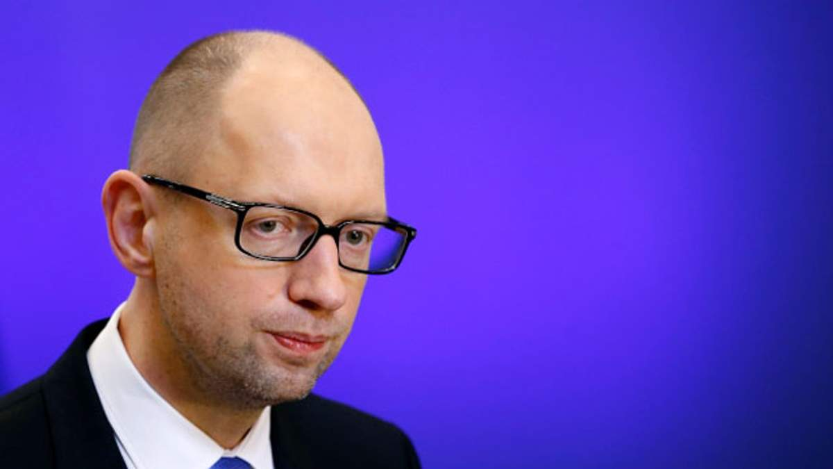 Яценюк уволит все руководство ГСЧС