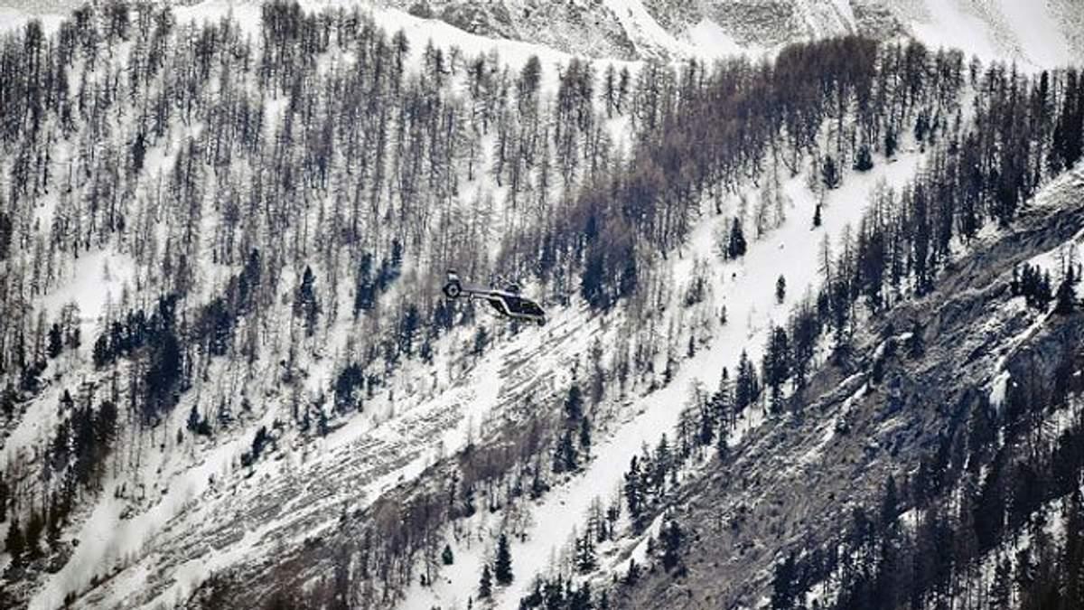 """В Альпах нашли второй """"черный ящик"""" с разбившегося A320"""