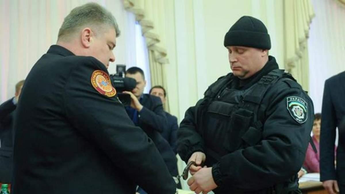 Бочковському оголосили підозру