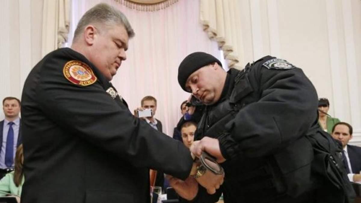 Прокуратура объяснила, что фактов Авакова для ареста Бочковского было мало