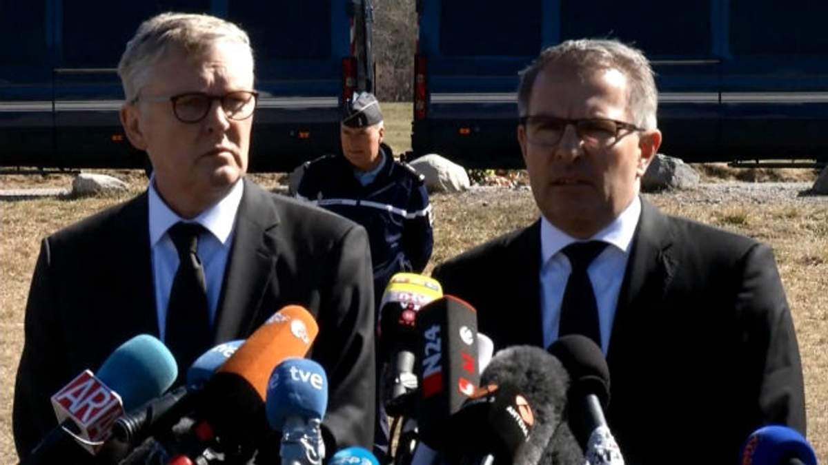 Найдены все тела жертв авиакатастрофы на юге Франции