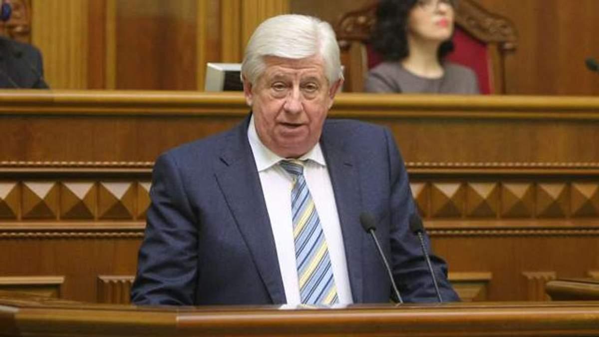 Шокин говорит, что СБУ так и не доказала причастность советника Путина к расстрелам на Майдане