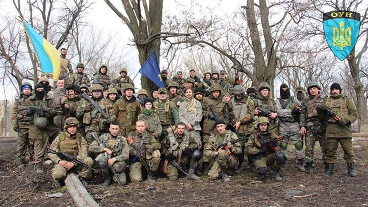 93-я бригада окружила батальон ОУН в Песках, — начальник штаба