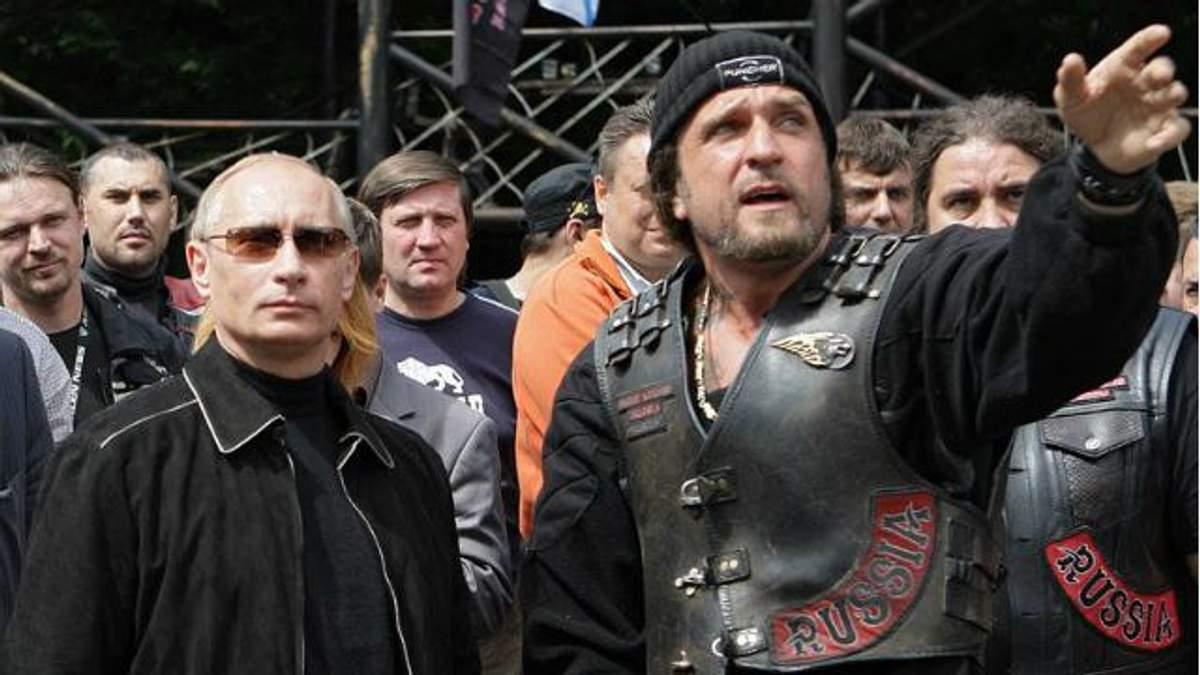 Поляки хотят сорвать приезд путинских байкеров