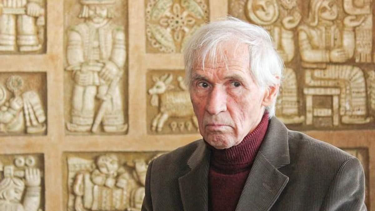 Помер відомий український художник Микола Стороженко