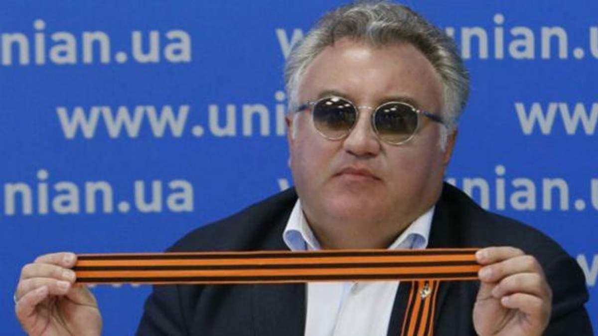 В Калашникова стреляли из двух разных видов огнестрельного оружия, — Геращенко