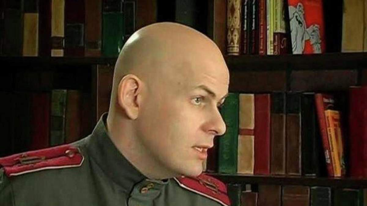 Донецкие боевики хотят назвать улицу именем Бузины