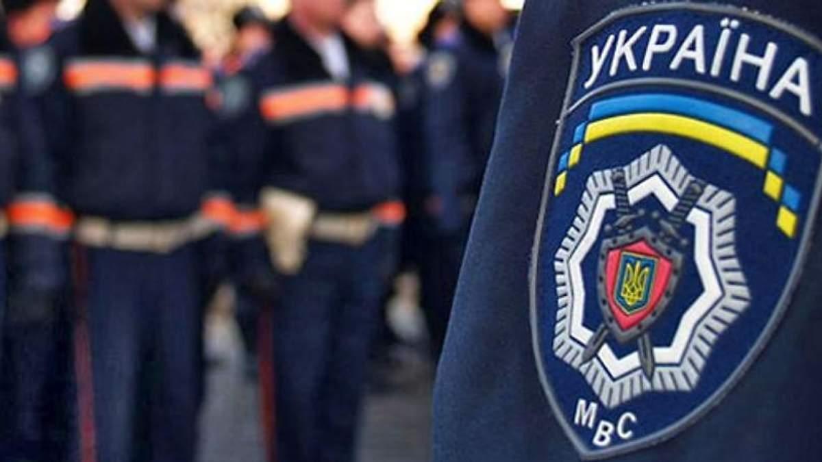 Новые подробности убийства милиционера во Львовской области с места происшествия