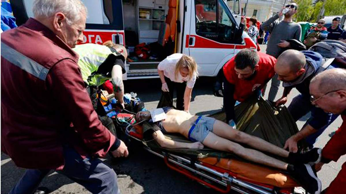 Смерть на марафоне: подробности трагедии в Киеве