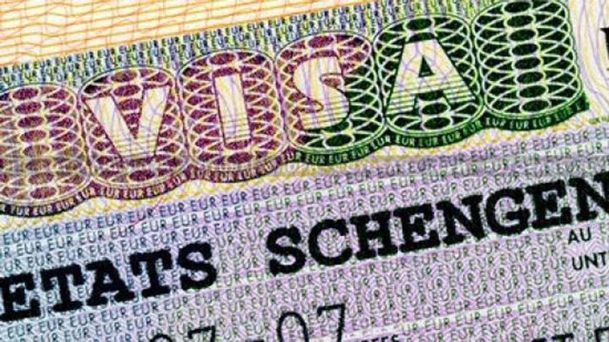 """Українцям важче буде отримати """"шенгенку"""""""