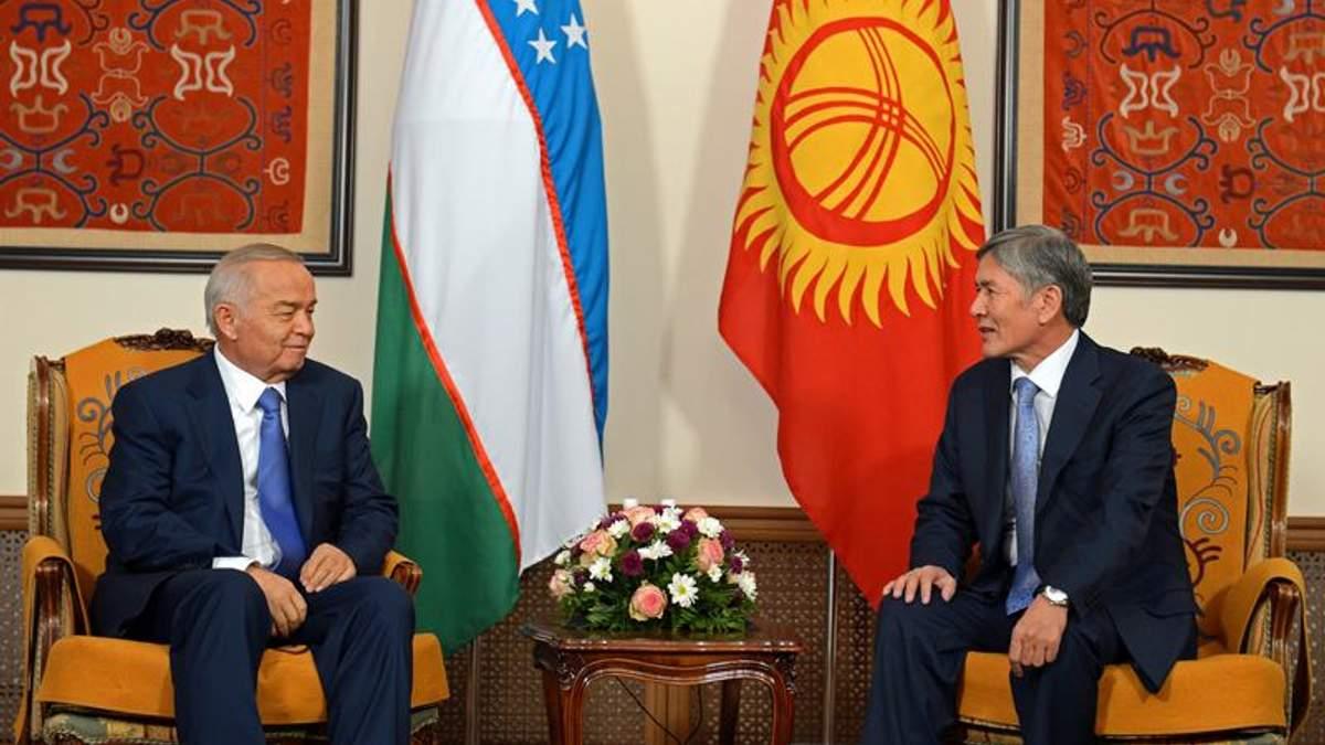 Президенты Узбекистана и Киргизстана поссорились из-за Дня Победы