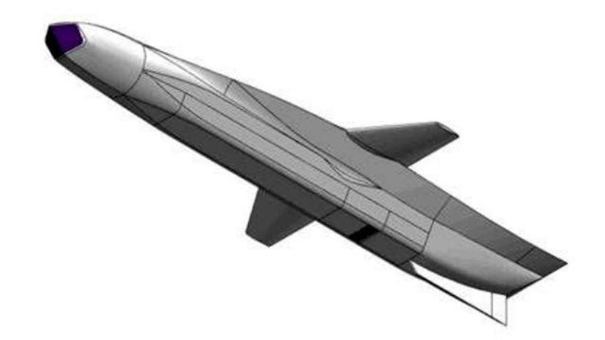 В Харькове разрабатывают новейшую военную ракету