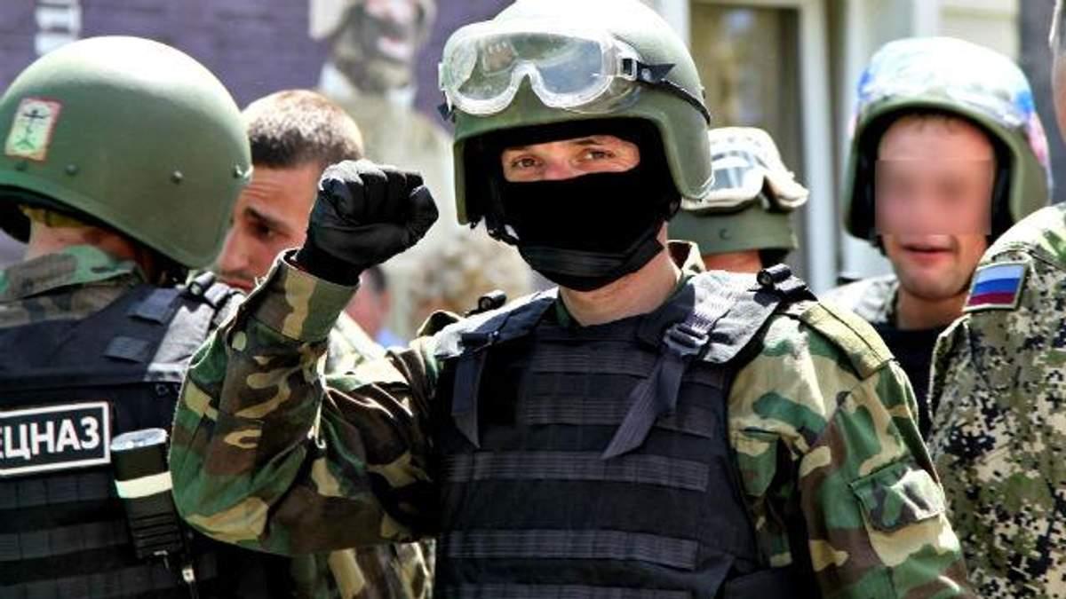 Під Щастям захопили в полон російських спецназівців, — волонтер