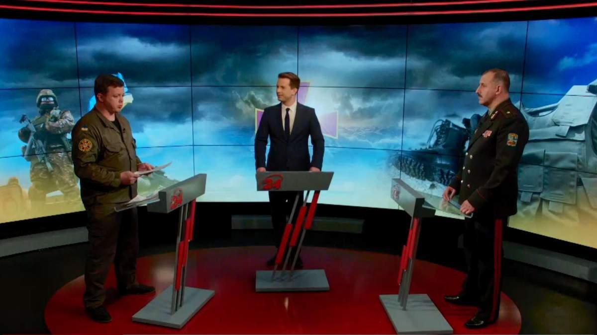 Народний депутат і генерал ЗСУ вирішували, як забезпечити армію