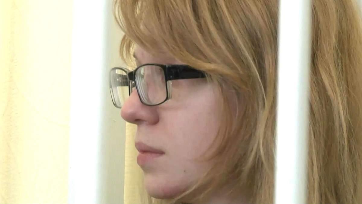 18-летнюю девушку обвиняют в причастности к расстрелу поста ГАИ