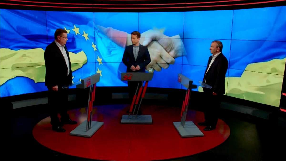 Украина ничего не делает для выполнения соглашения об ассоциации с ЕС, — эксперт