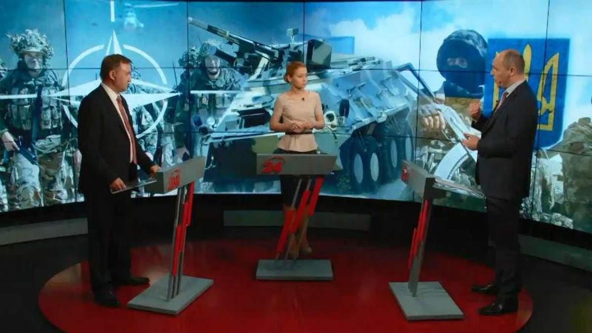 Путін розуміє лише мову сили, а не миру та дипломатії,  — Парубій