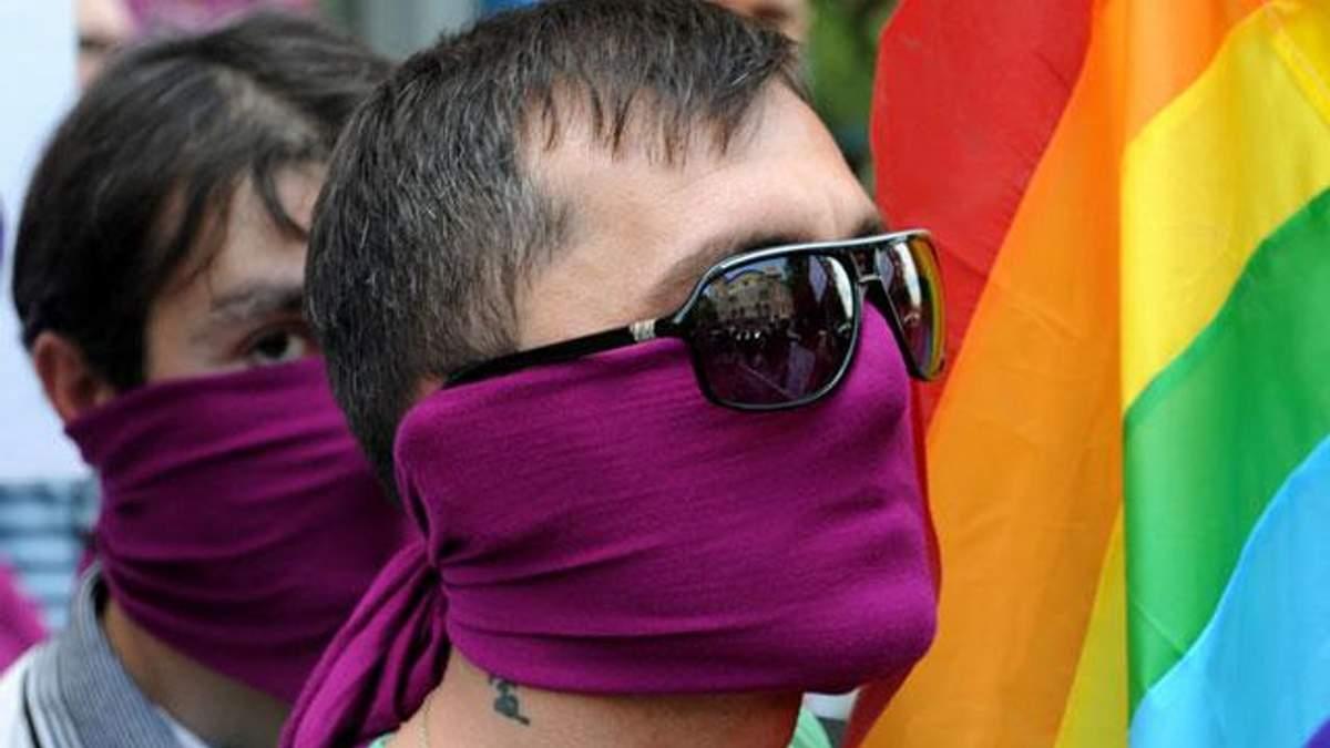 Геям під час київського маршу можуть вручити повістки, — представник Генштабу