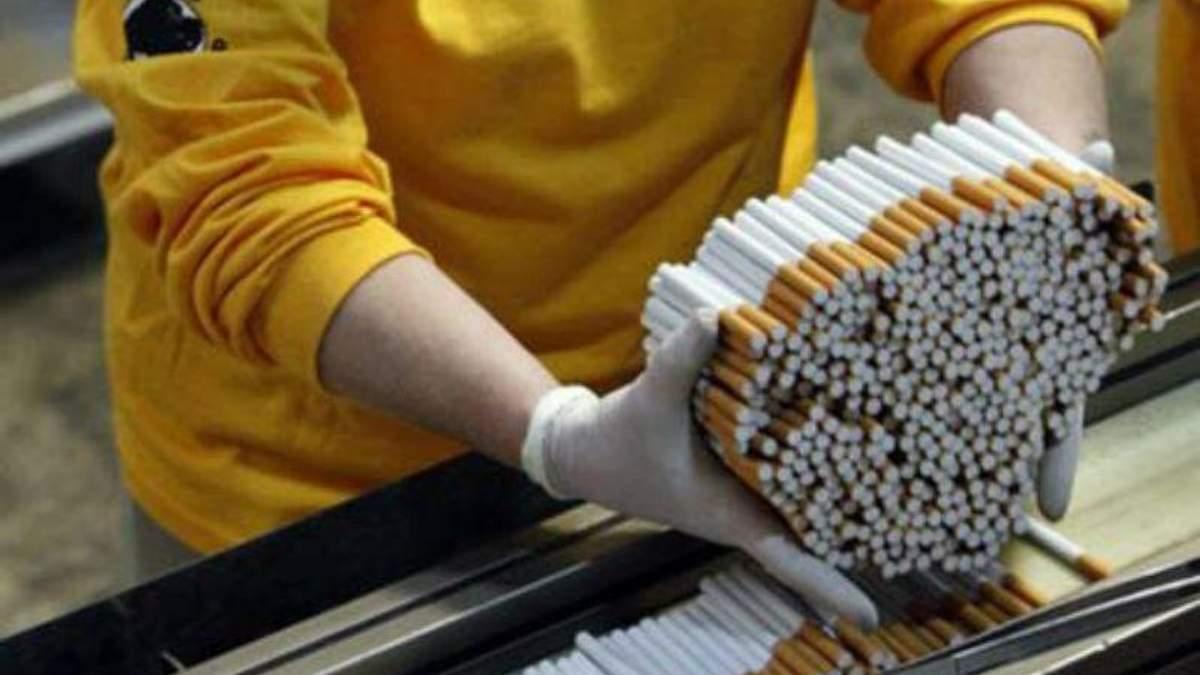 Тютюнова фабрика