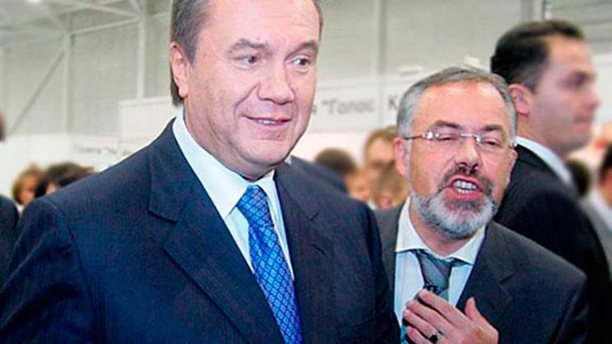 Друзья Януковича не смогли избавиться от санкций