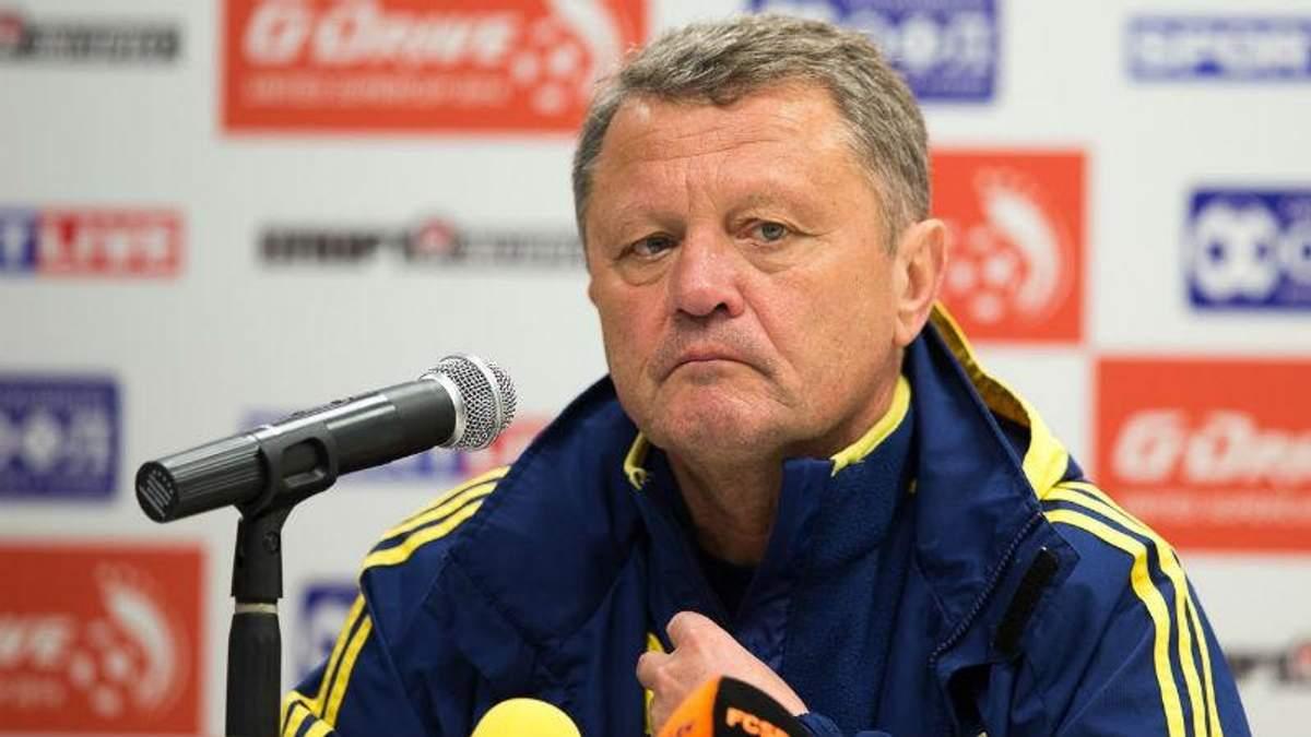 Маркевич отказался возглавить сборную России по футболу