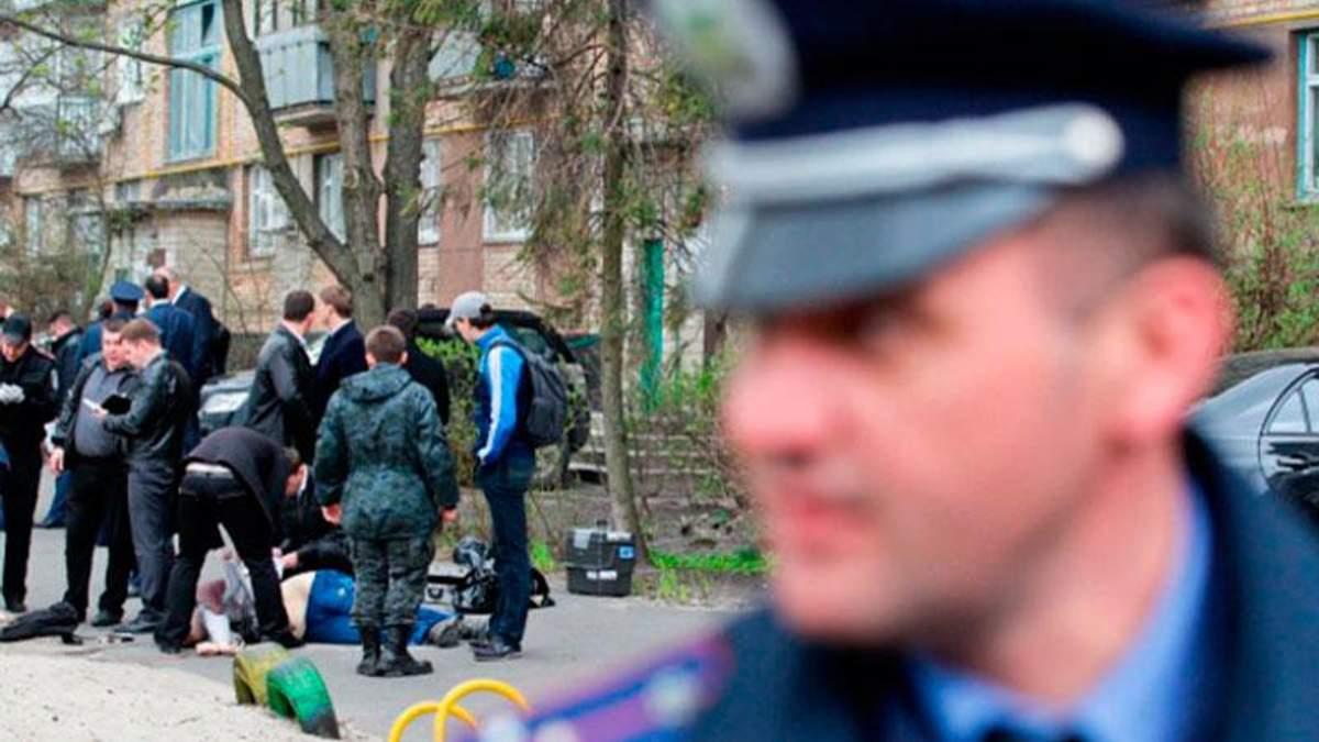 Вбивство Олеся Бузини: затримано двох підозрюваних