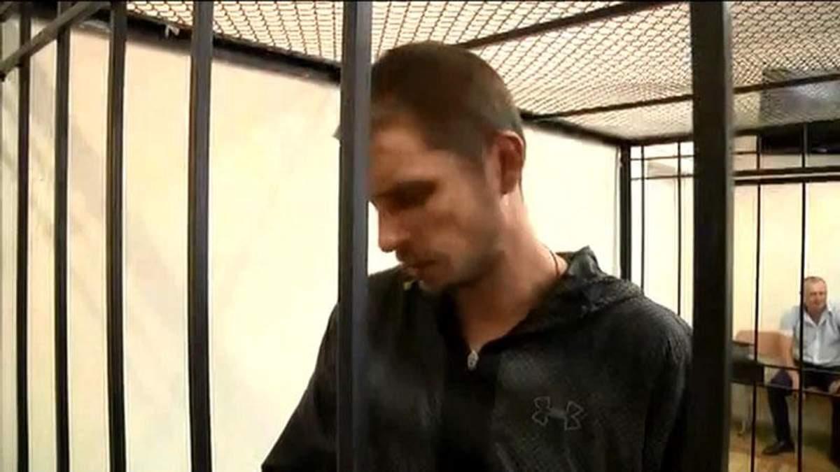 Подозреваемый в убийстве Бузины рассказал, почему его задержали
