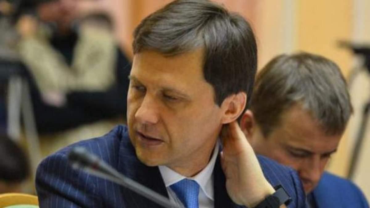 Яценюк просить Раду звільнити міністра екології