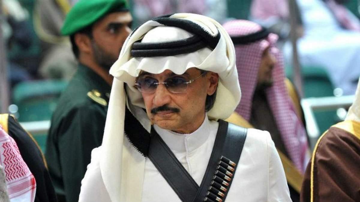 Саудовский принц все свое заоблачное состояние отдаст на благотворительность