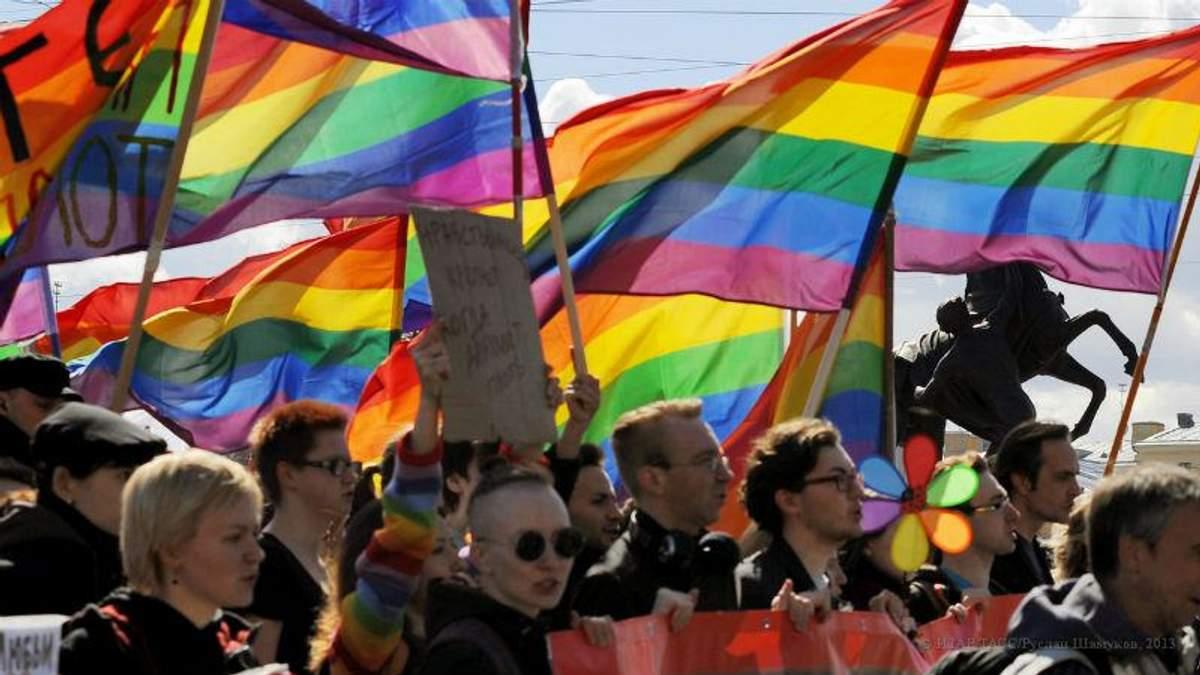 Киселев уже не против ЛГБТ-сообществ в России