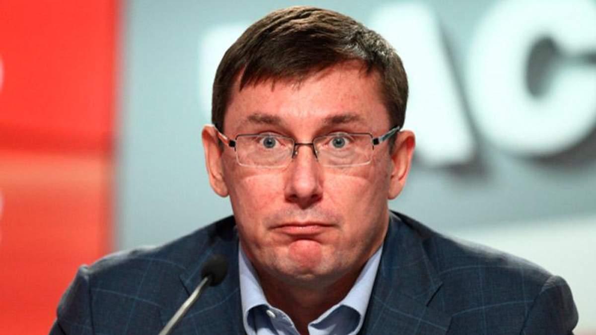 На линии фронта будет карантин, — Луценко