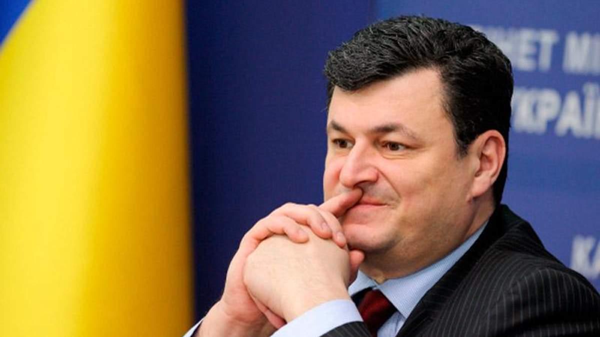 Министр здравоохранения Квиташвили подал в отставку, — БПП