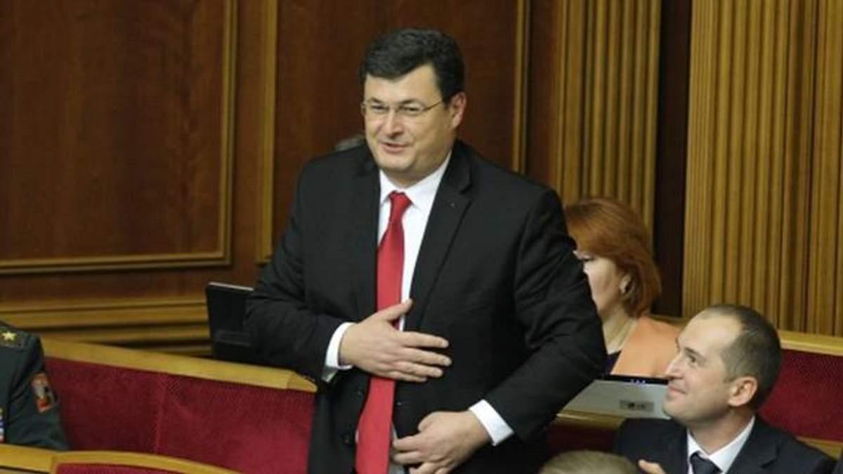 В Министерстве здравоохранения опровергают отставку Квиташвили