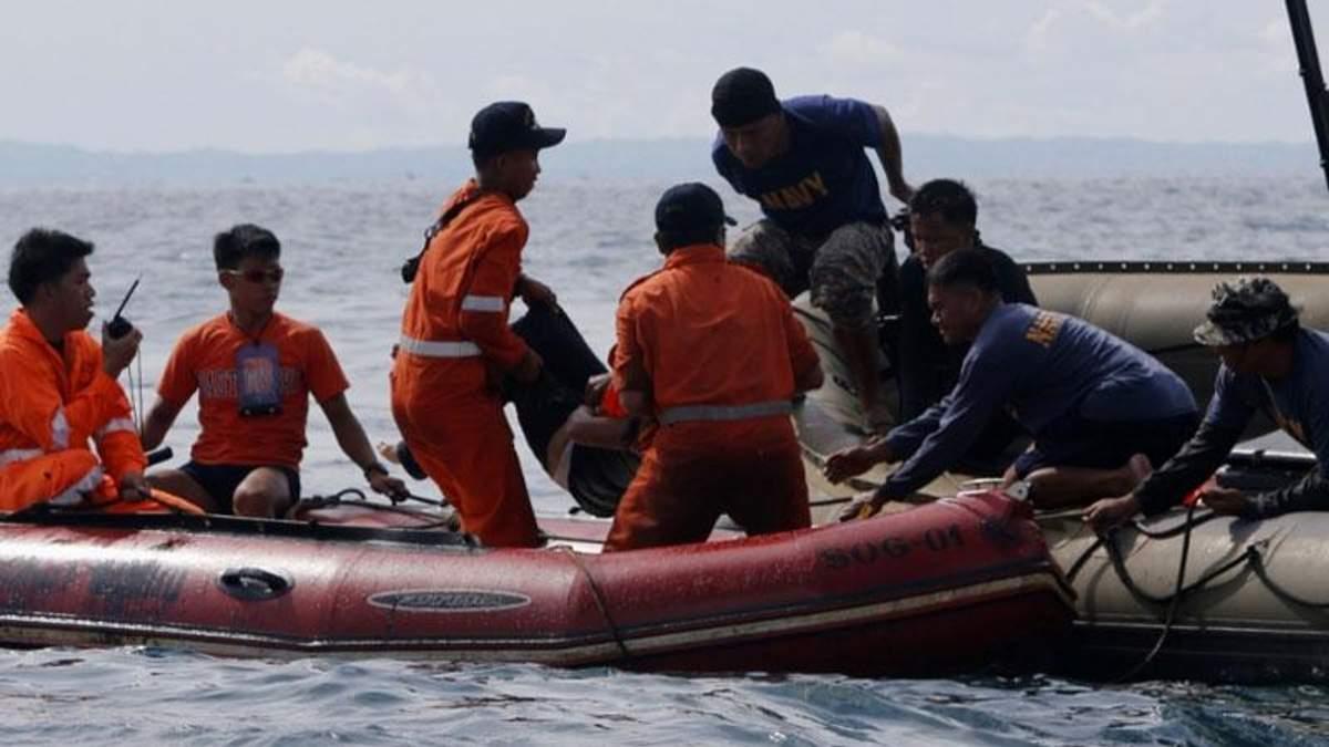 Вблизи Филиппин утонуло не менее 40 человек