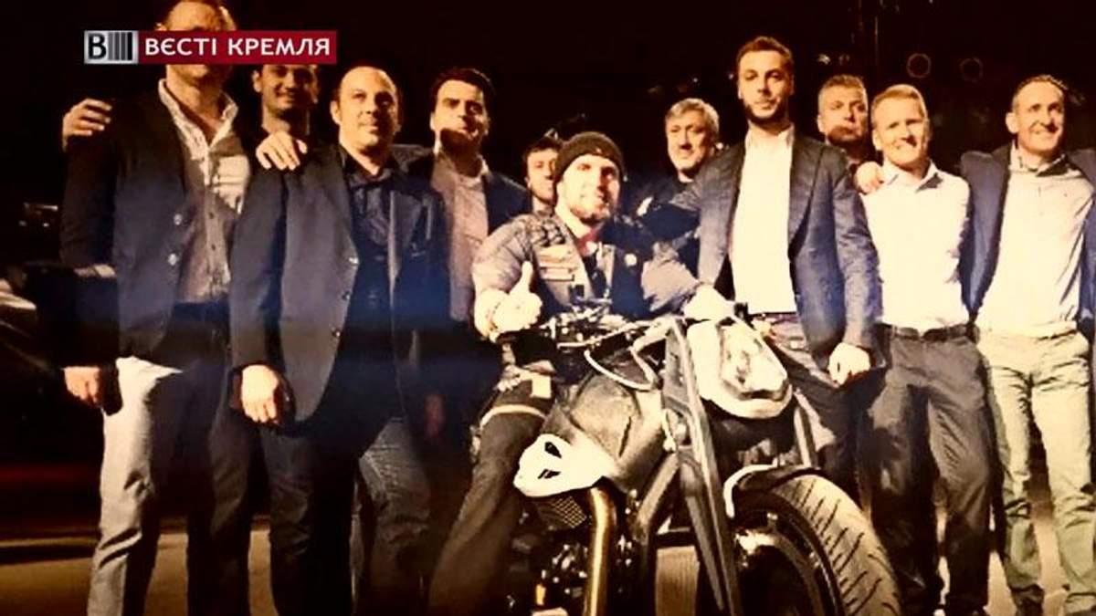 """Хирург"" пересел на ворованный мотоцикл"