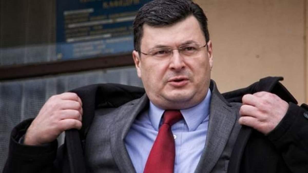Квиташвили снова передумал и уходит в отставку