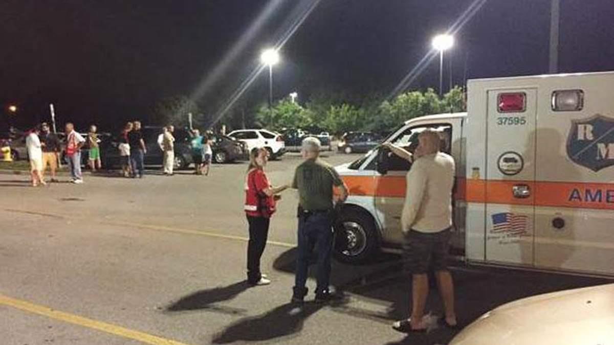 Городок в США эвакуировали из-за угрозы отравления опасными химикатами