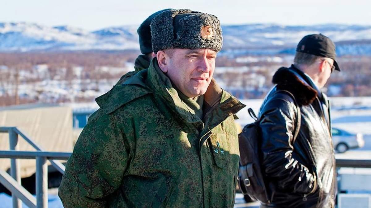 5 российских генералов работают на террористов, — Bloomberg