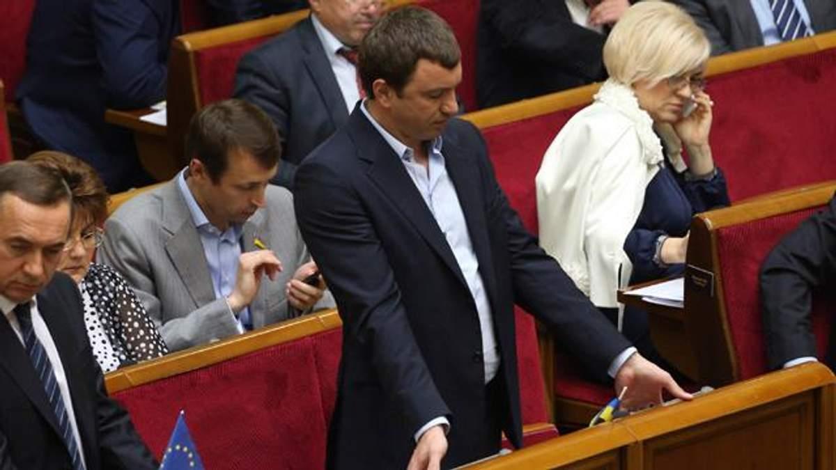 В Раде очередное кнопкодавство, депутаты не могут принять закон о прокуратуре
