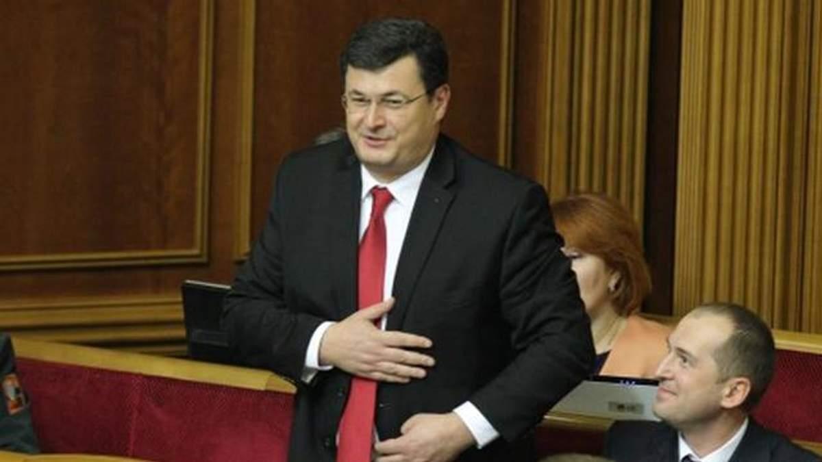 Квиташвили: Я не уеду из Украины