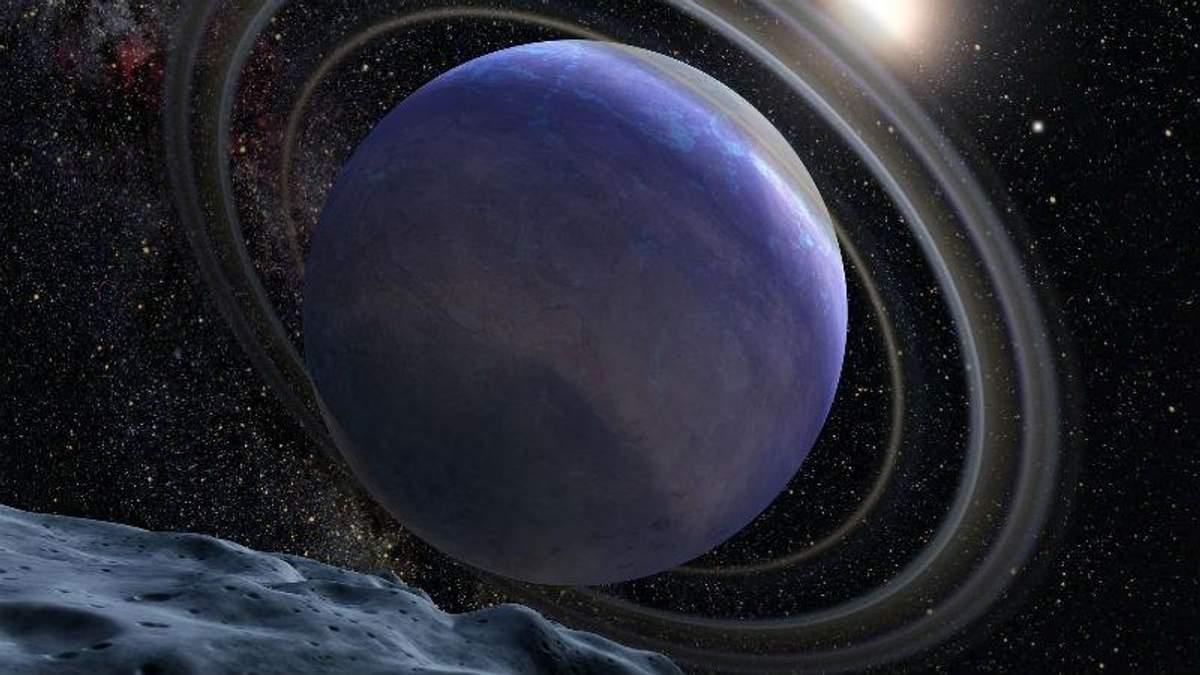 Відкриття останньої з невідомих планет Сонячної системи для людства