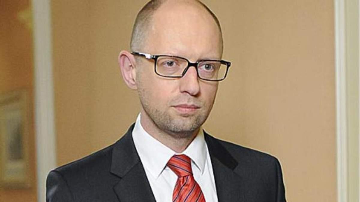 Яценюк закликав парламент та Президента нести відповідальність за реформи