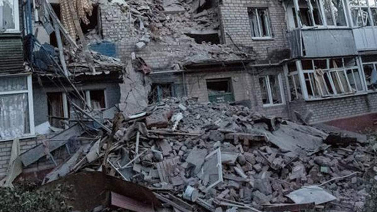 Стало відомо, скільки треба грошей на відновлення зруйнованого Донбасу