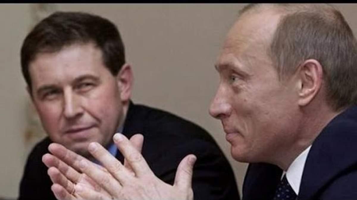 Андрей Илларионов и Путин
