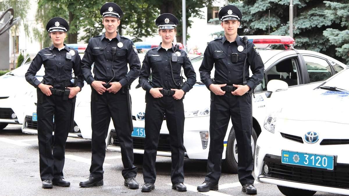 Новая Полиция. Первое патрулирование!