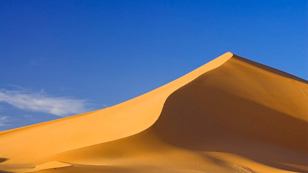 """У Сахарі """"виросте"""" вертикальне місто"""