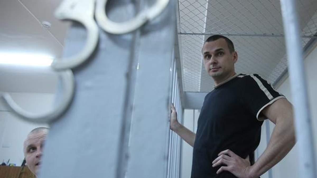 Найєм: ОБСЄ офіційно закликала Росію віддати всіх незаконних в'язнів